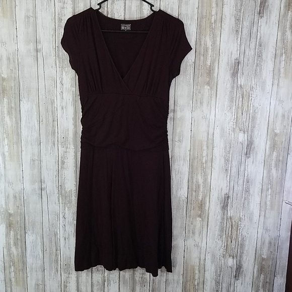 Converse Dresses & Skirts - Converse maroon dress